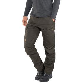 Fjällräven Karl Pro - Pantalones de Trekking Hombre - gris